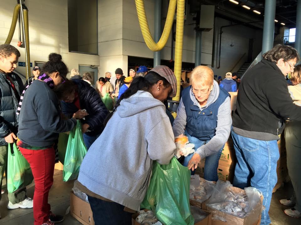 Food Low Income Berkeley Volunteer
